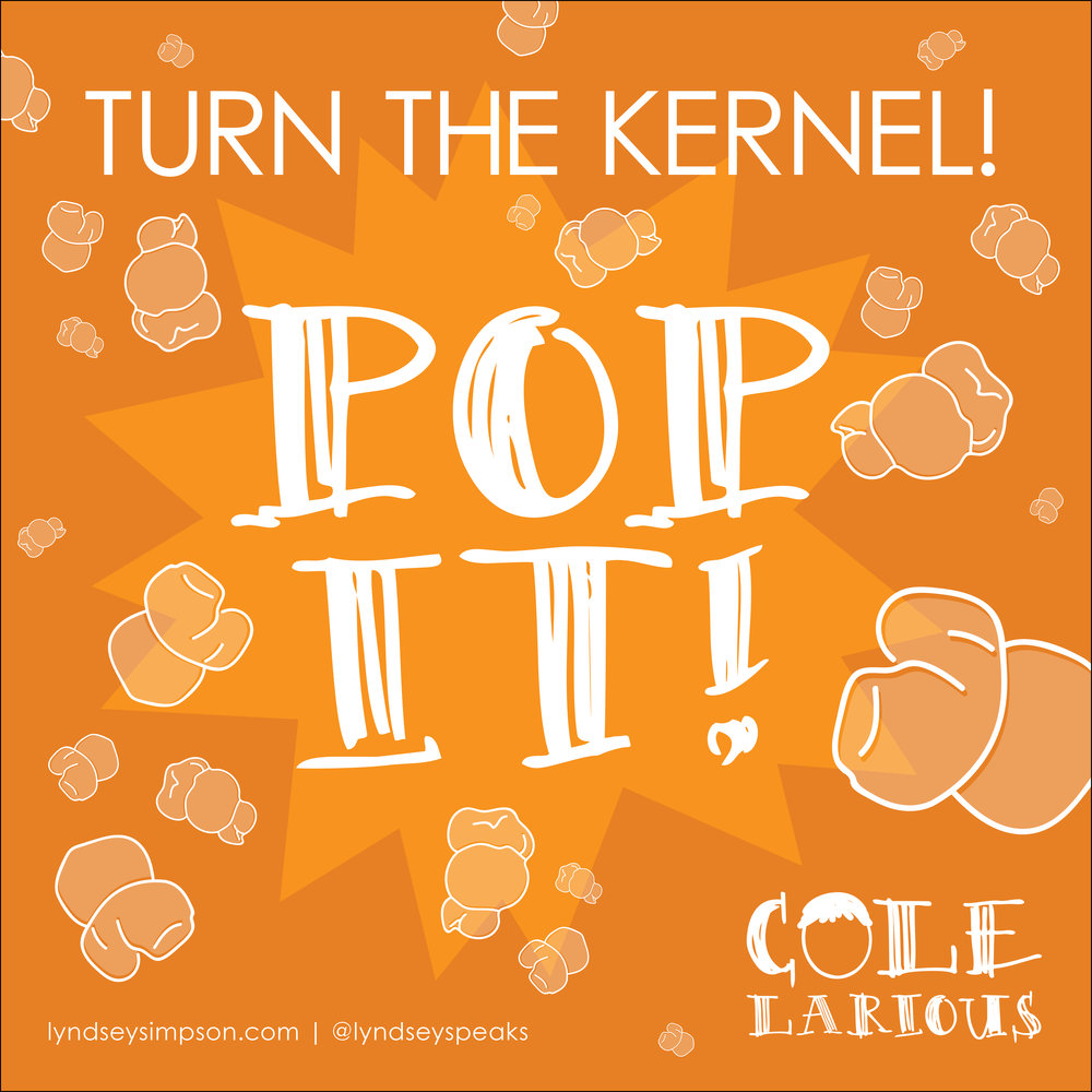 Colelarious Vol. 4  Turn the Kernel