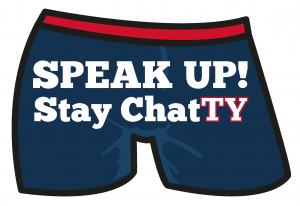 Speak up and stay chatty