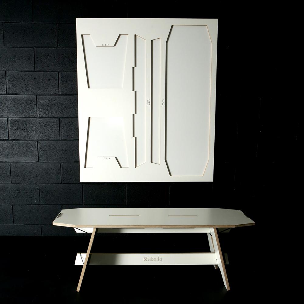 Single Bench Panel