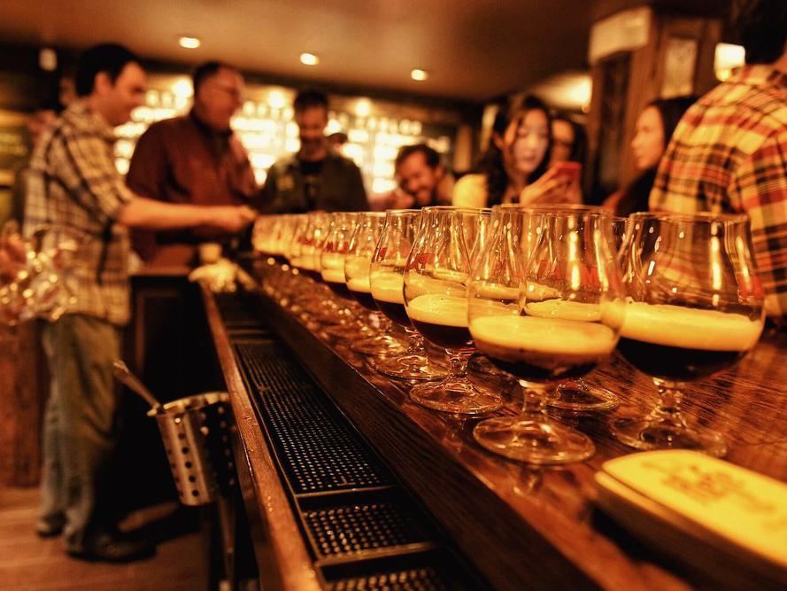 Arts And Crafts Beer Parlor Harlem