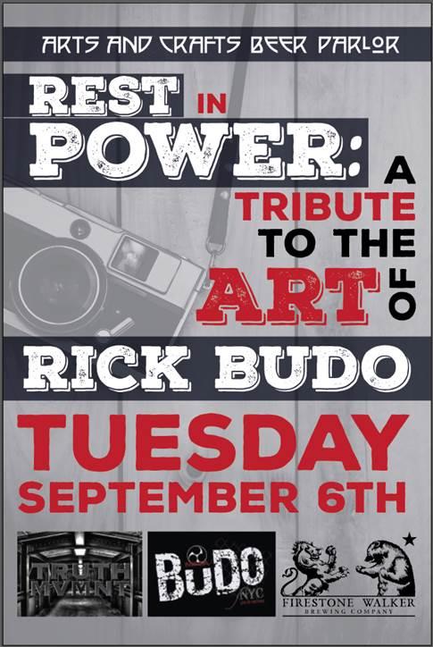 Rick Budo Party