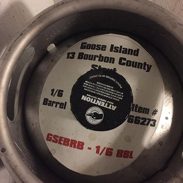 The goose is not loose-yet.  Sorry to announce our 2017 @gooseisland #bcbs release party @acbeermh is postponed again. Fire in the bldg & busted pipes. #sucks