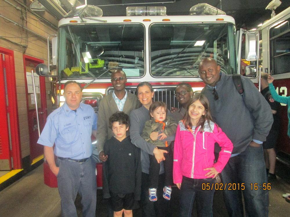 Fire Station Visit.JPG