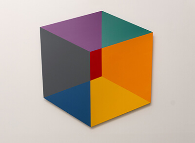 Cube #2    Perspective #2