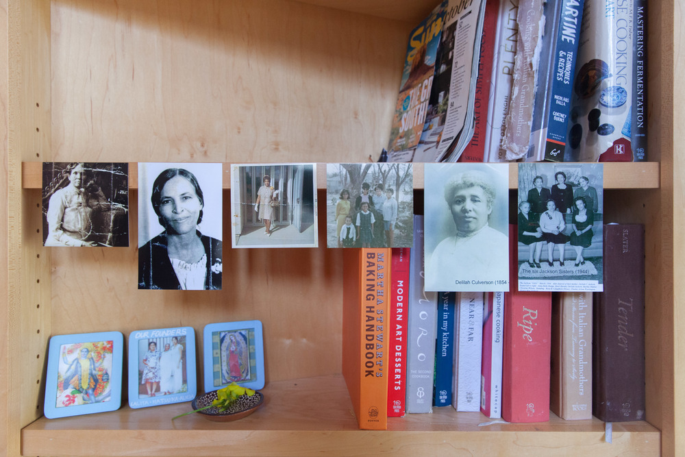 Ancestors in the Kitchen