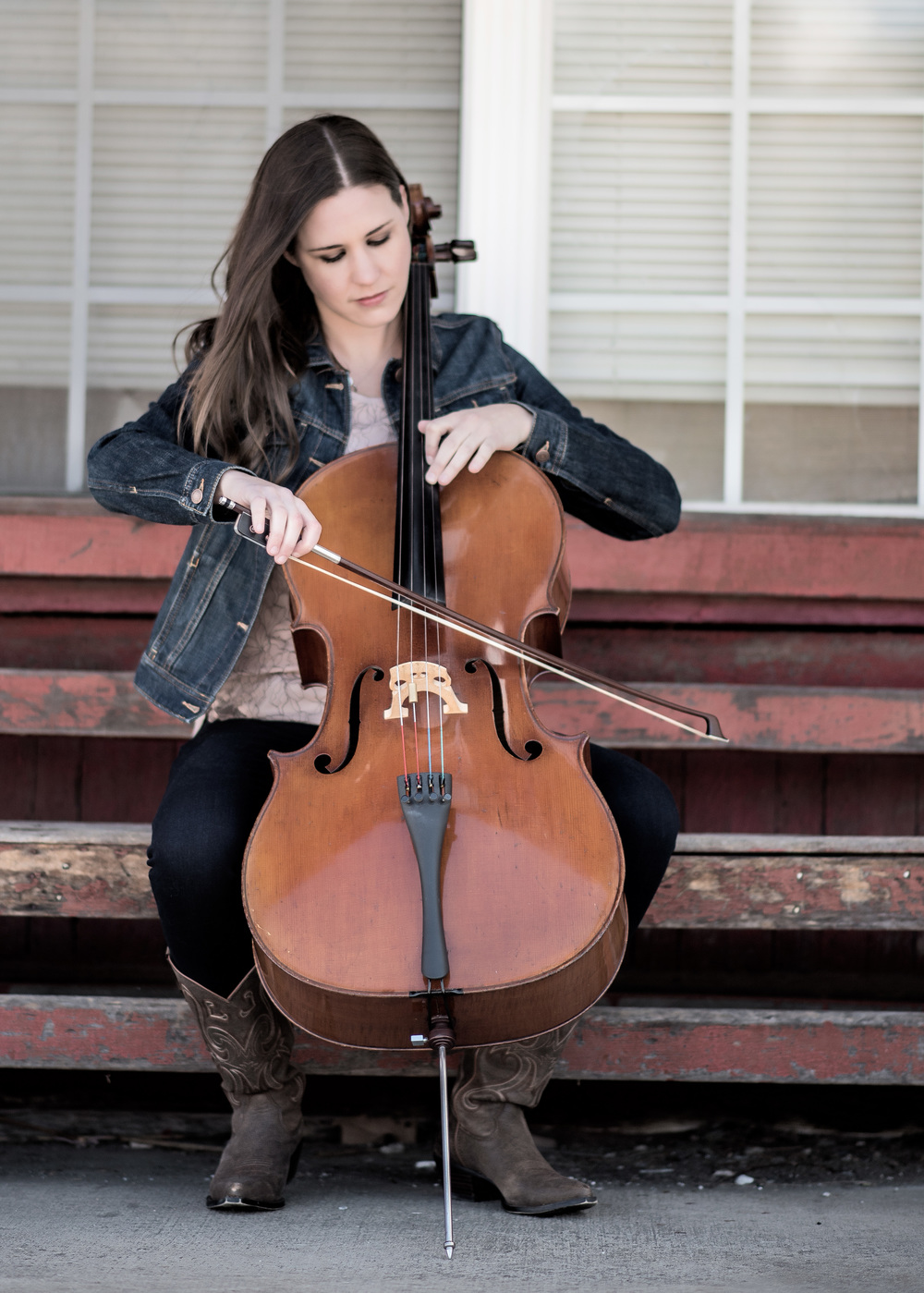 Erica Ransbottom Metro Atlanta Cellist