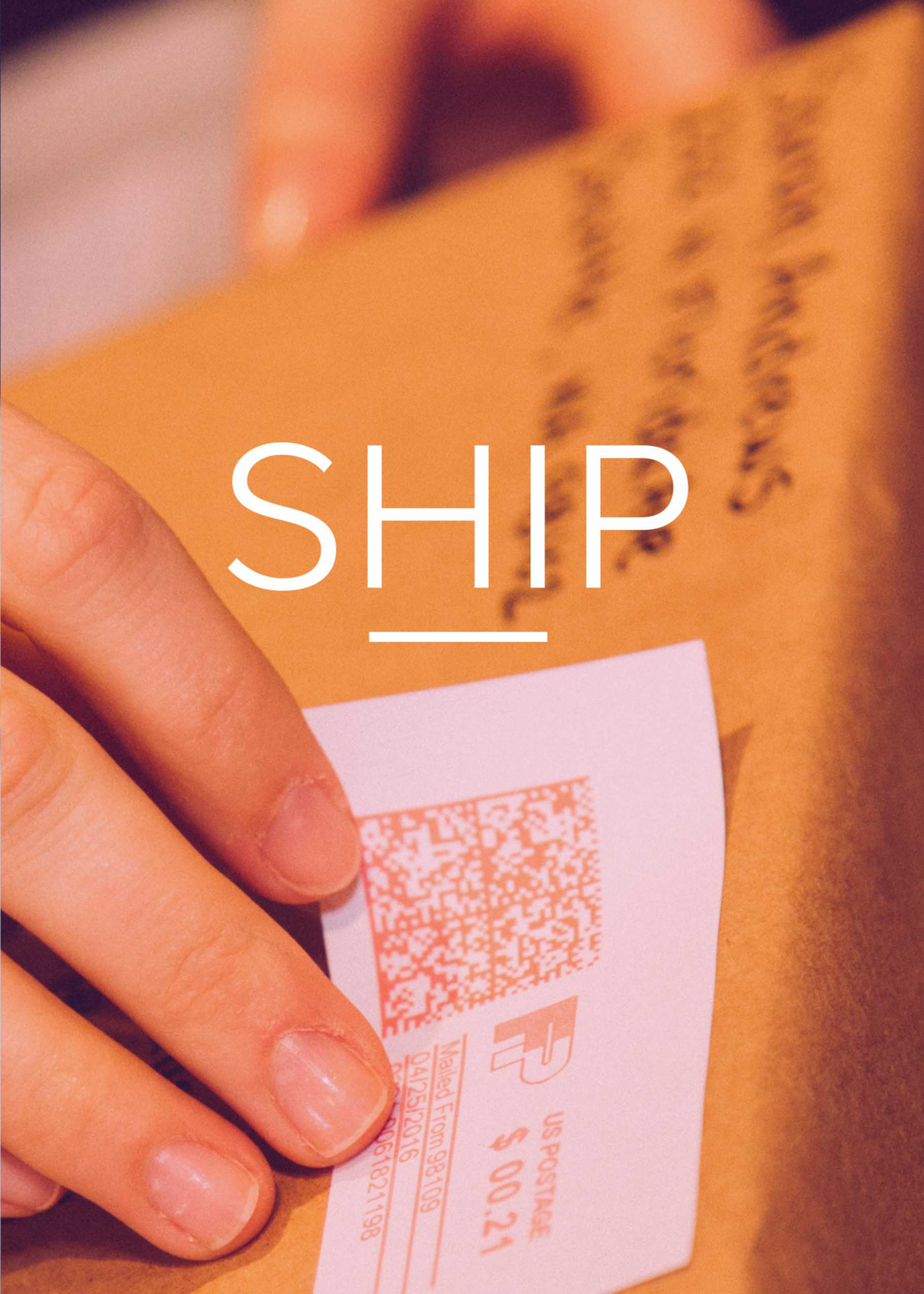 Our variety of carriers allow you to send your items so it arrives at its destination the way you want it.
