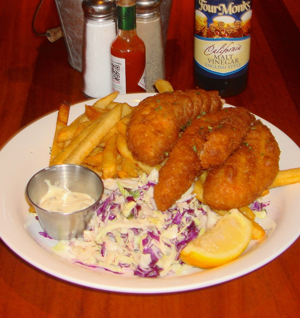 10 Best Fish & Chips in Los Angeles     «  L.A. Weekly