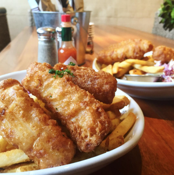 Where to Catch the Best Fish & Chips in LA     «  Eater - Loas Angeles
