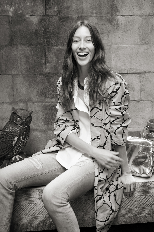 Alana Zimmerman, model