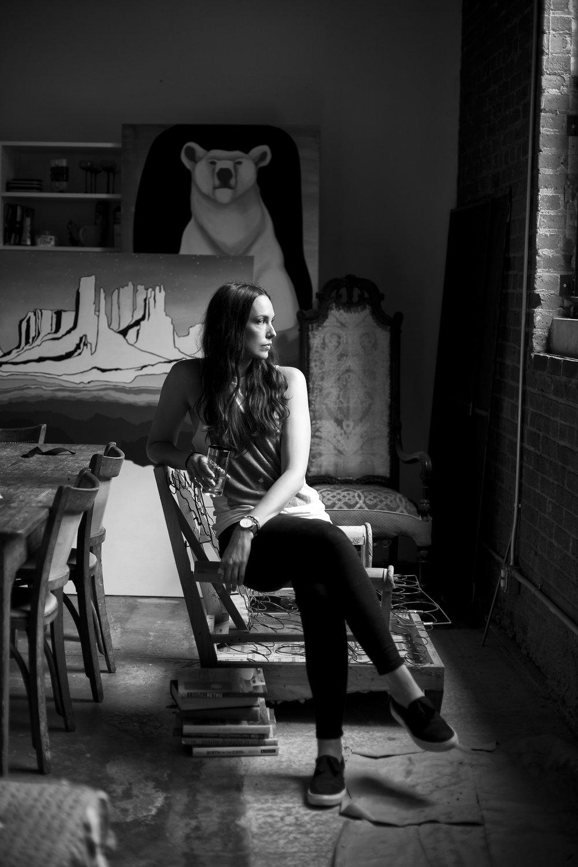 Sarah Edwards, artist
