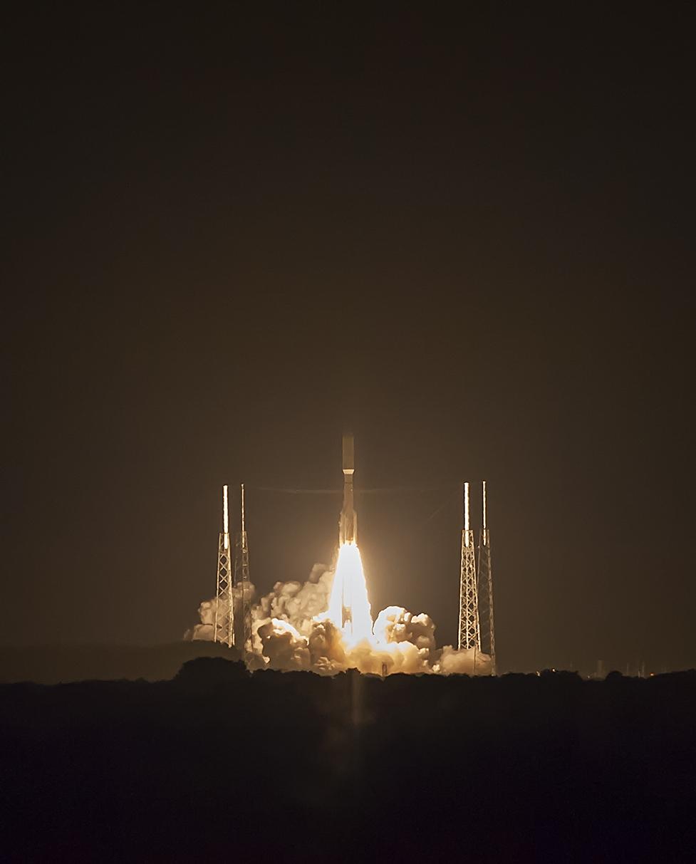 Atlas V, 9.2.2015