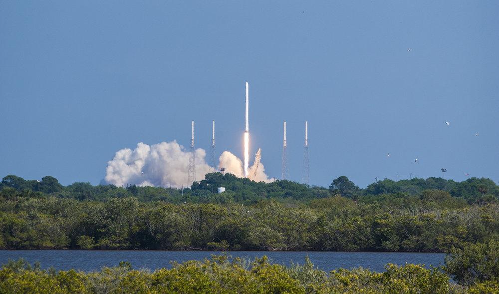 SpaceX Falcon 9, 4.8.2016