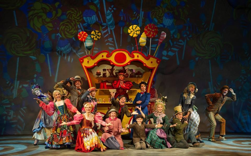 Supercalifragilisticexpialidocious in Mary Poppins- Arts Clube Theatre