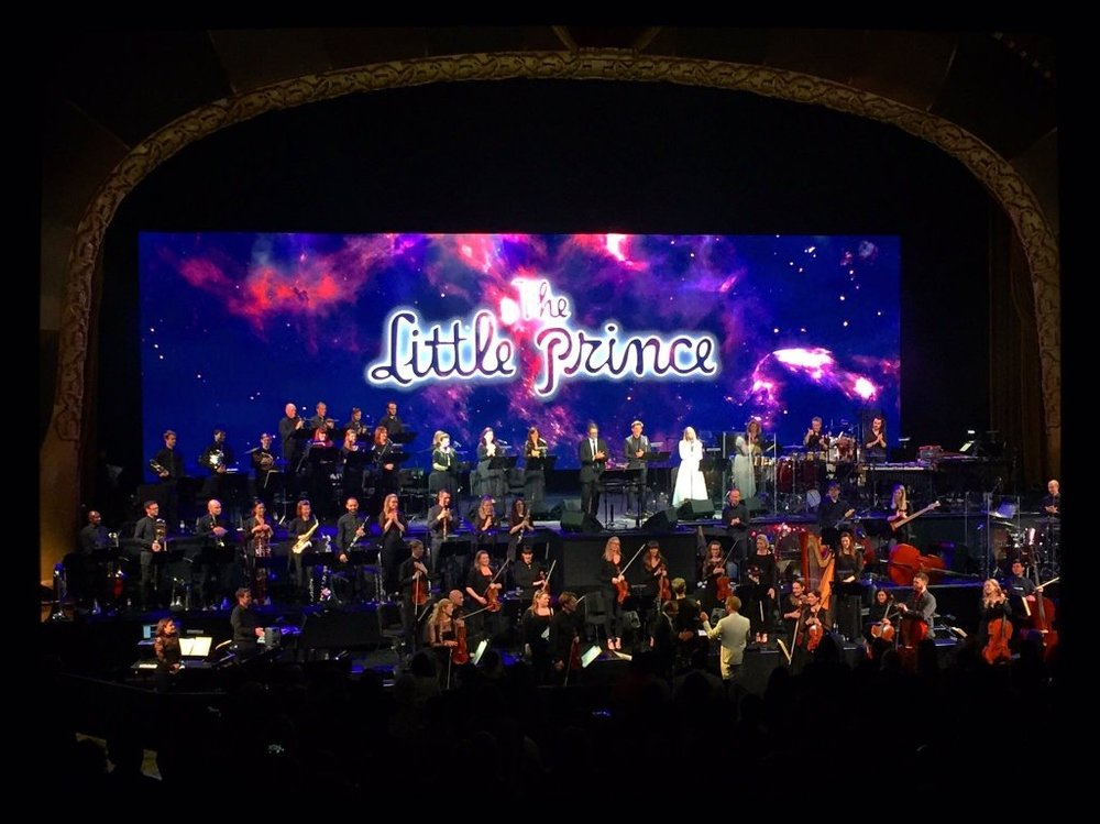 The Little Prince in Concert- Abu Dhabi Arts Festival