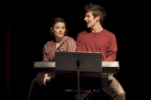 Natalie in Next to Normal- Arts Club Theatre