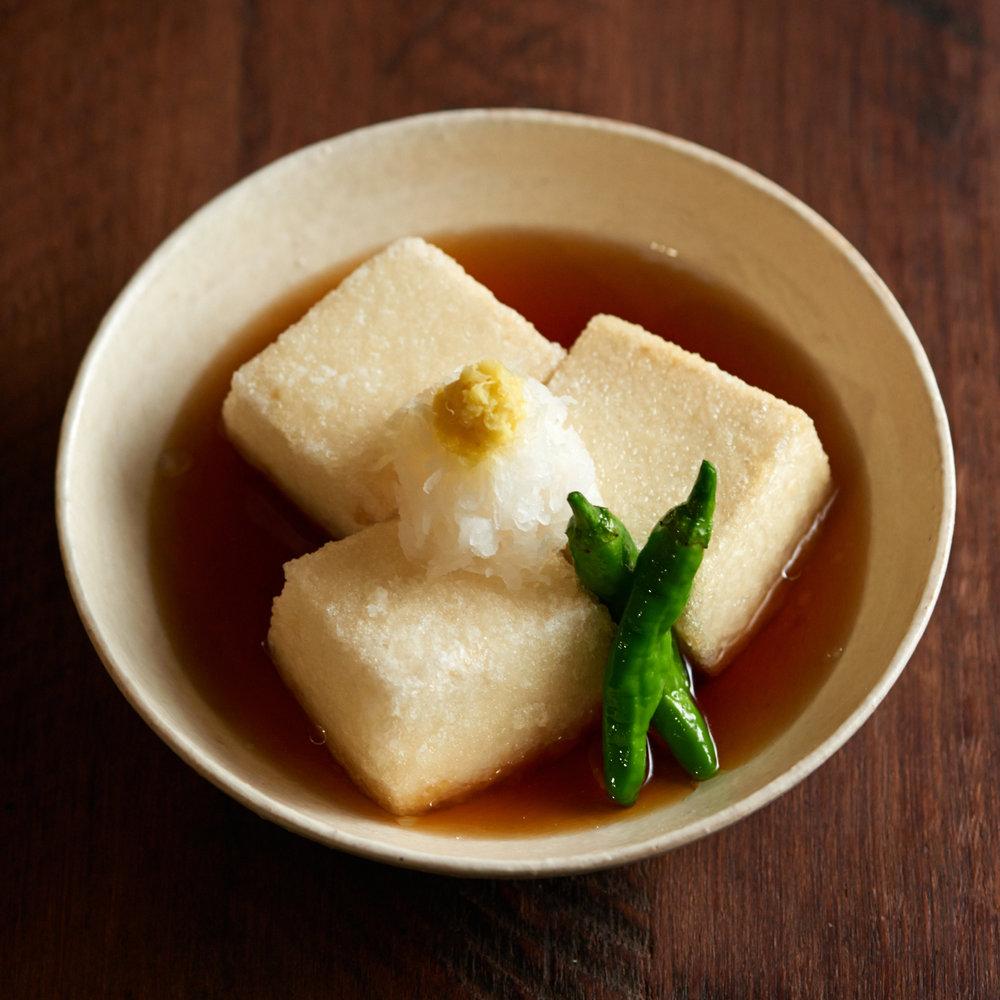 Copy of Copy of 揚げ出し豆腐
