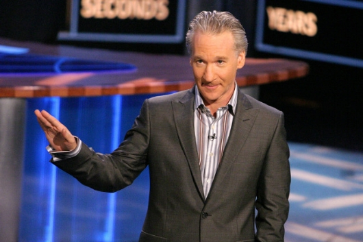 Bill Maher's Atonement -