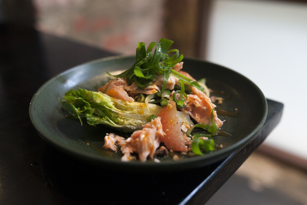 Confit Salmon Salad [GF] $22