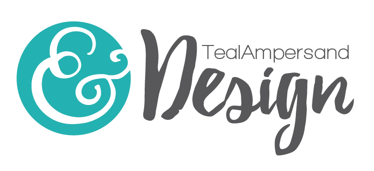 Teal Ampersand Design