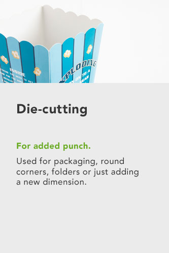 die-cutting