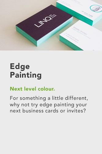 Edge Painting