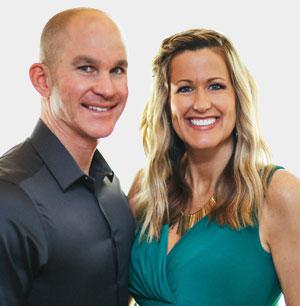 Allan and Nicole Blain, Wisdom Builders Team Leaders, customized and maintain the ezIQ-NeoLife Templates