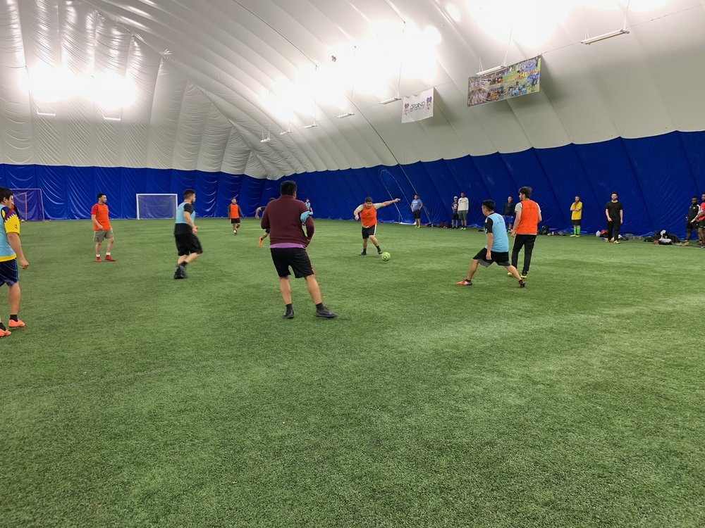 Adult Soccer Pick Up, Competitive Teams, League Play: U16+