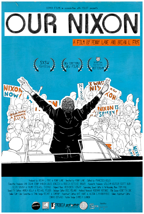 """Our Nixon"" - Festival Poster"