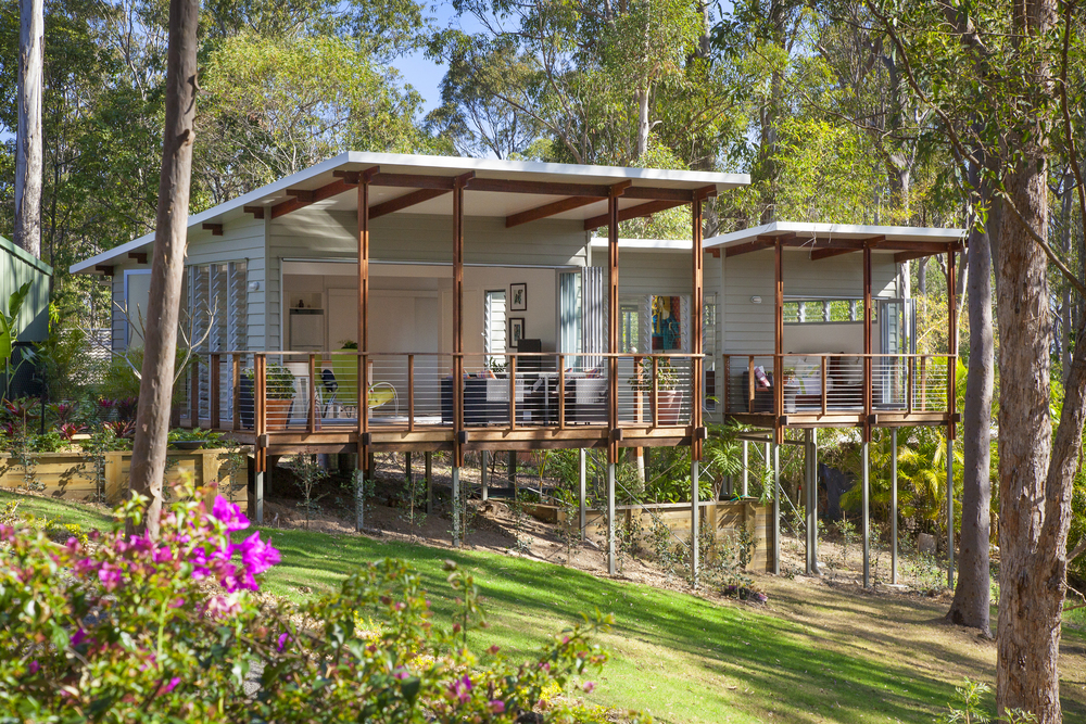 Brisbane Leading Granny Flat Smal House Tiny House