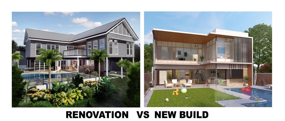 Building New Vs Renovating Baahouse Granny Flats