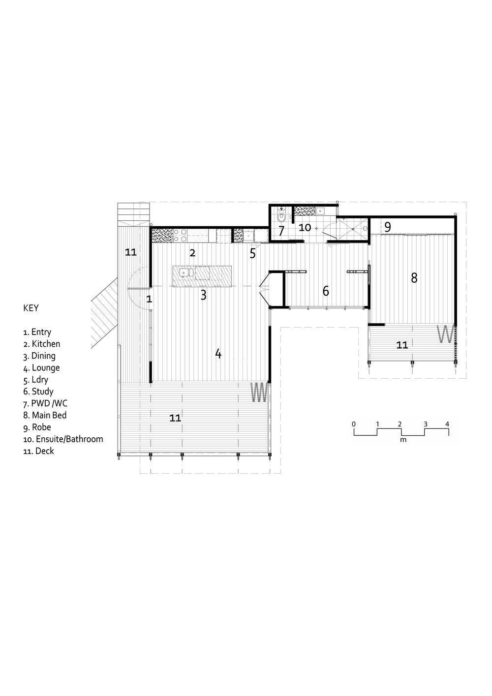 66sqm 1 Bedroom Lincoln design