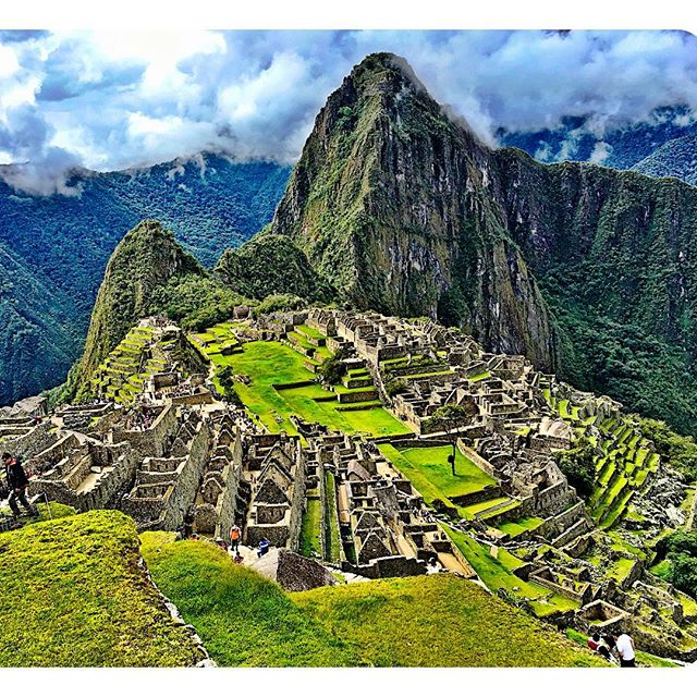 Machi Picchu, amazing!!! #drinkthejungle #lovelife #centered #balanced #incas #followyourpath #ososlick #peace