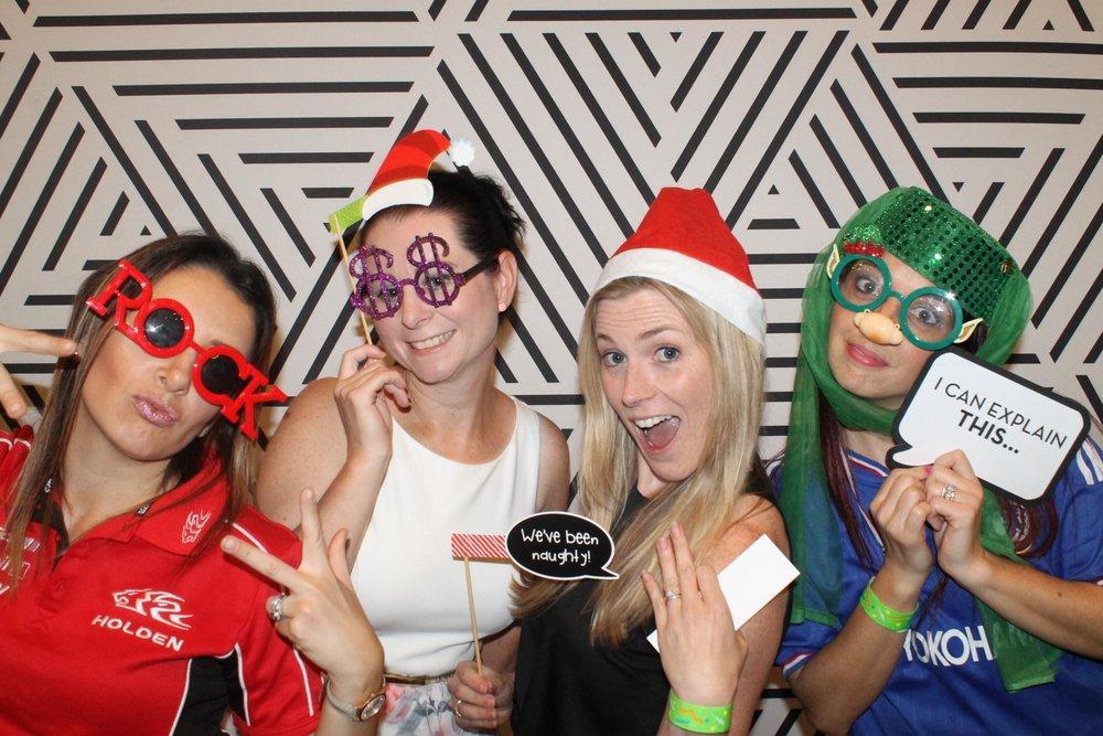 Qudos Bank Arena - Casual Staff Christmas Party