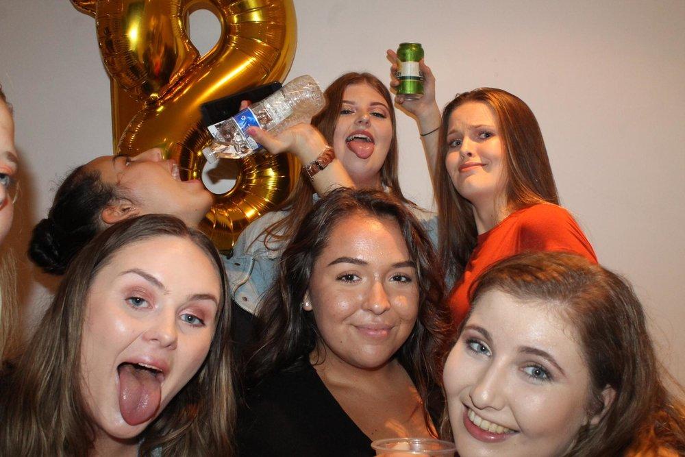 Vanessjah's 18th
