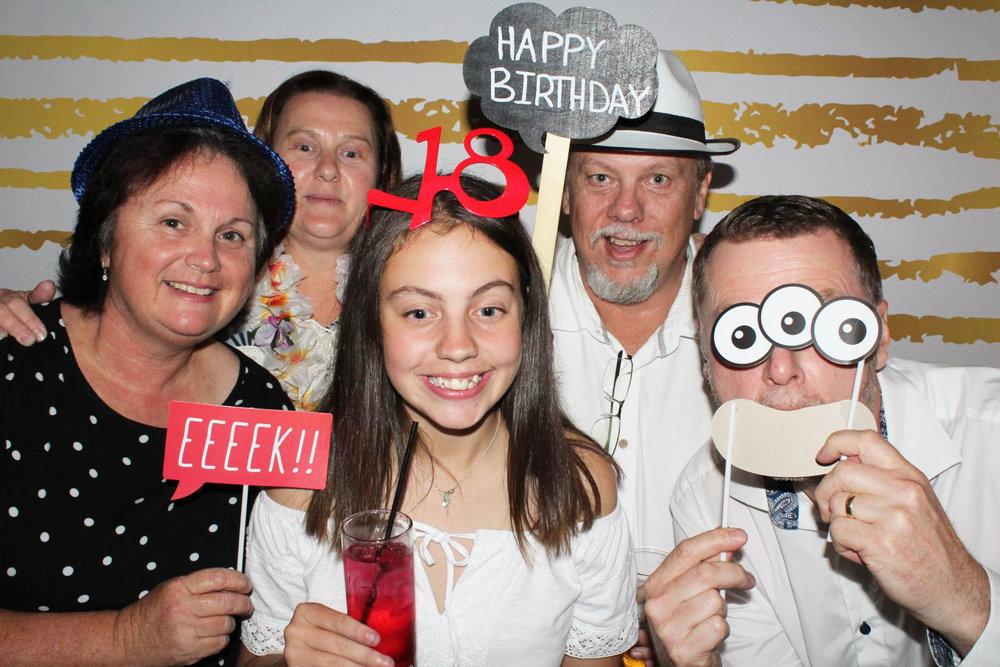 Grace's 18th