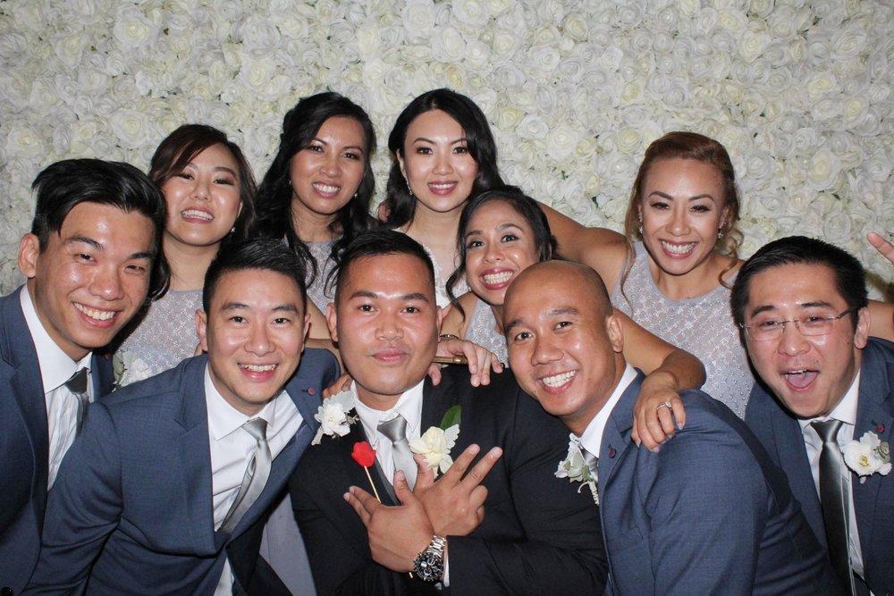 Carlo & Freylene's Wedding