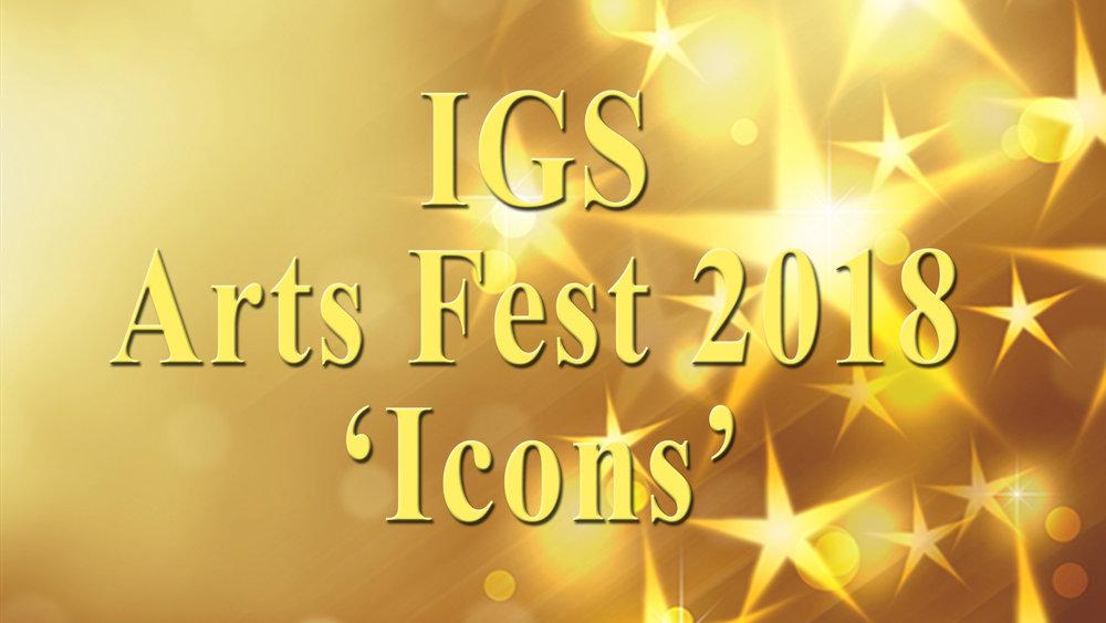 IGS Arts Fest 2018