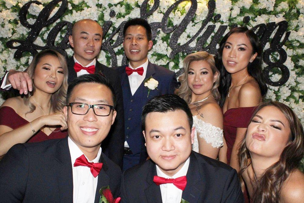 Louis & Vivien's Wedding