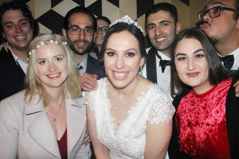 Sarah & Nijat's Wedding