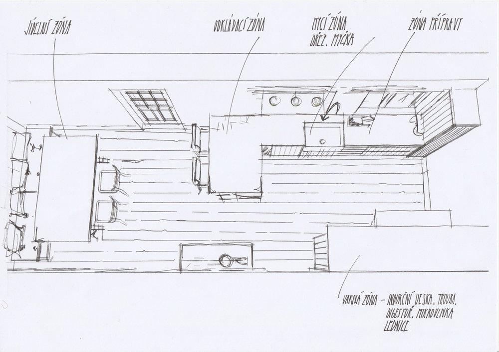 navrh a projekt interieru - katerina barandun