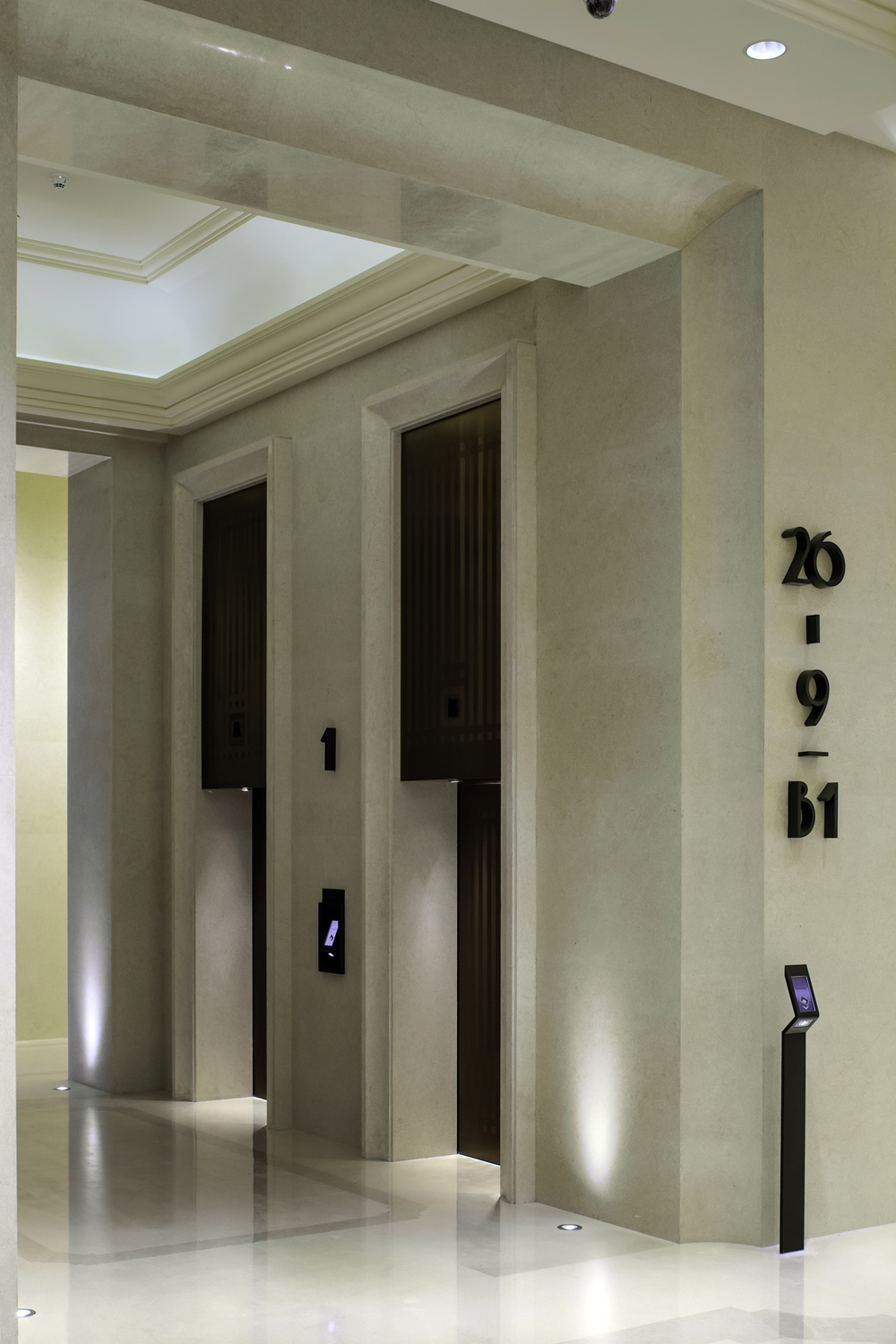 Attitude Asia Interior Design Luxury Commercial interior by Suzanne Wong Verdant Place Shanghai