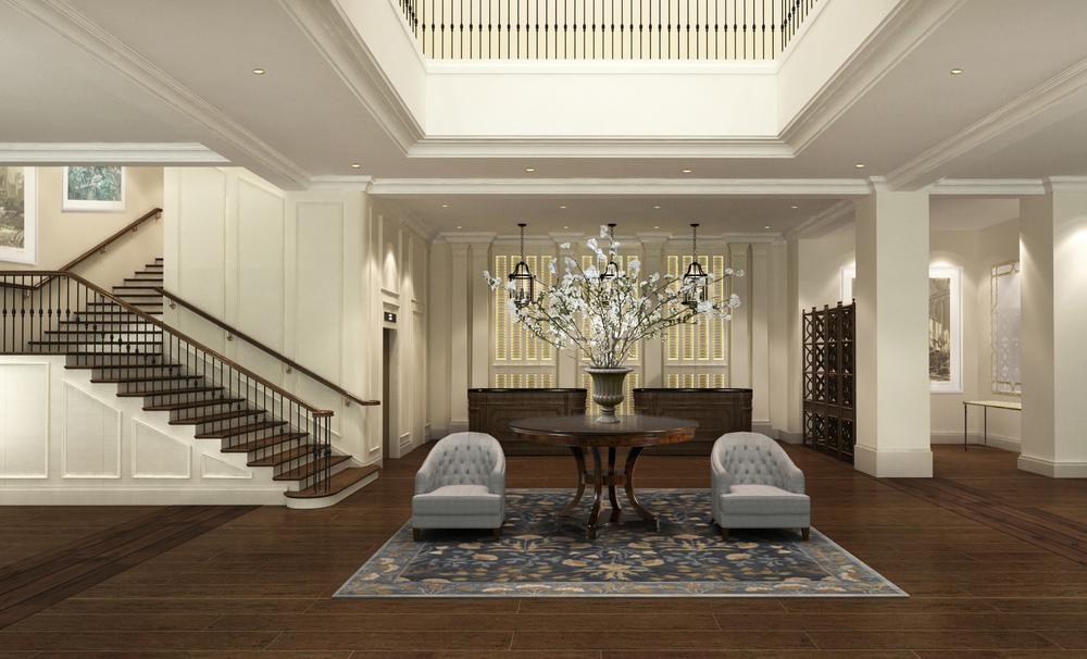 Attitude Asia Interior Design Luxury interior by Suzanne Wong Nan Tian Ming Yuen Clubhouse Guangzhou