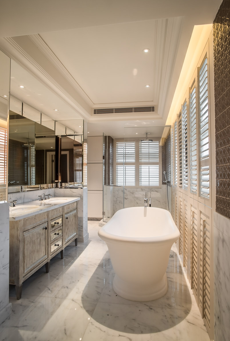 Attitude Asia Interior Design Luxury residential interior by Suzanne Wong Plantation Road The Peak Hong Kong