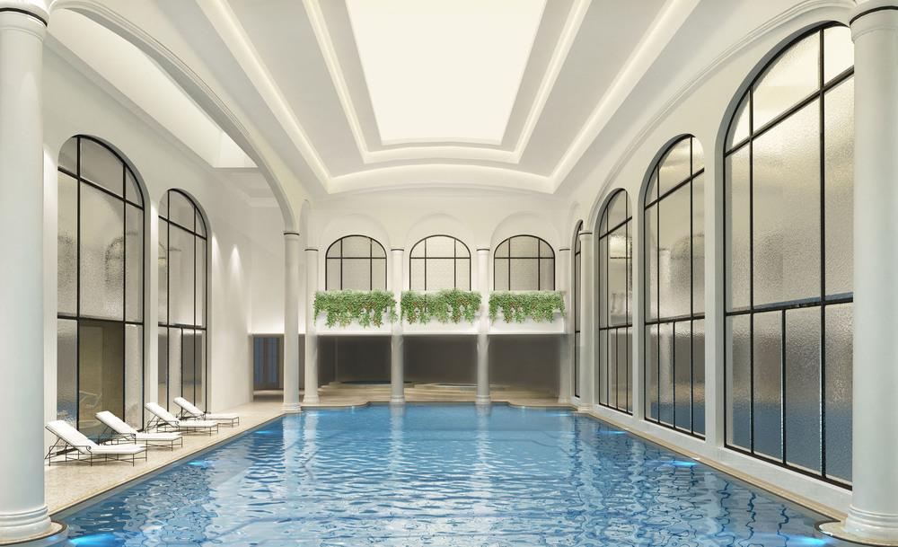 Attitude Asia Interior Design Luxury interior by Suzanne Wong Tai Po Clubhouse Sinoland Hong Kong