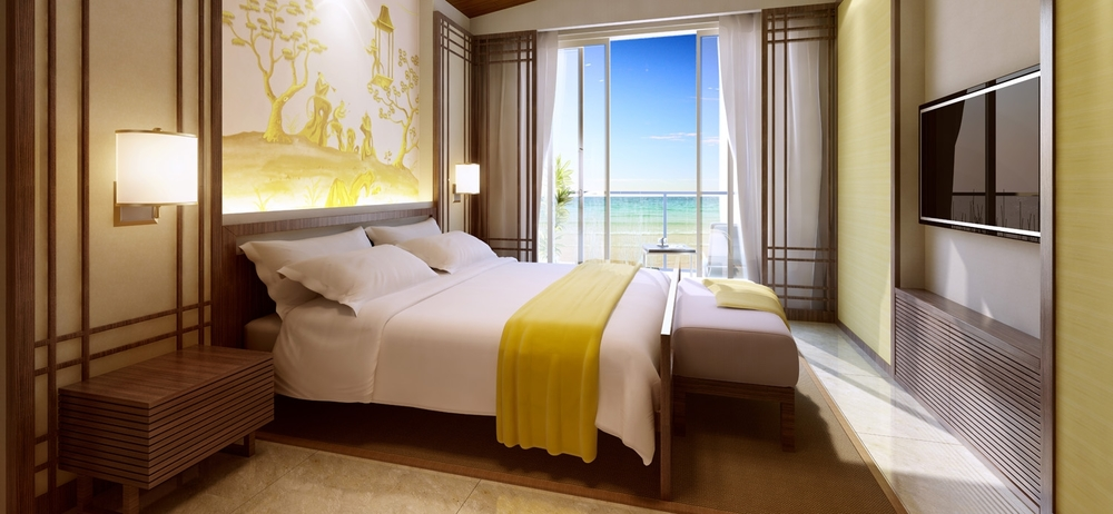 Attitude Asia Interior Design Luxury interior by Suzanne Wong Citic Hyatt Hainan