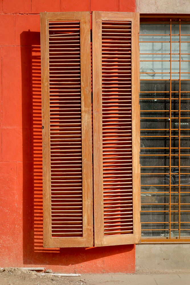 Shutters  printed on Hahnemuhle Bamboo paper. Shot taken in Chandigarh, India