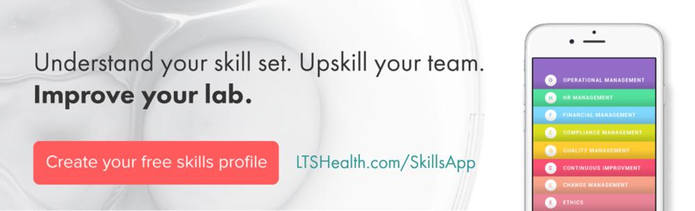 lts health free skills profile test