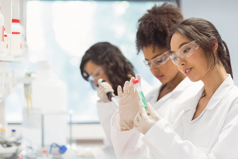 Women in Lab Medicine - Equipping women in labs to become confident leaders in labs