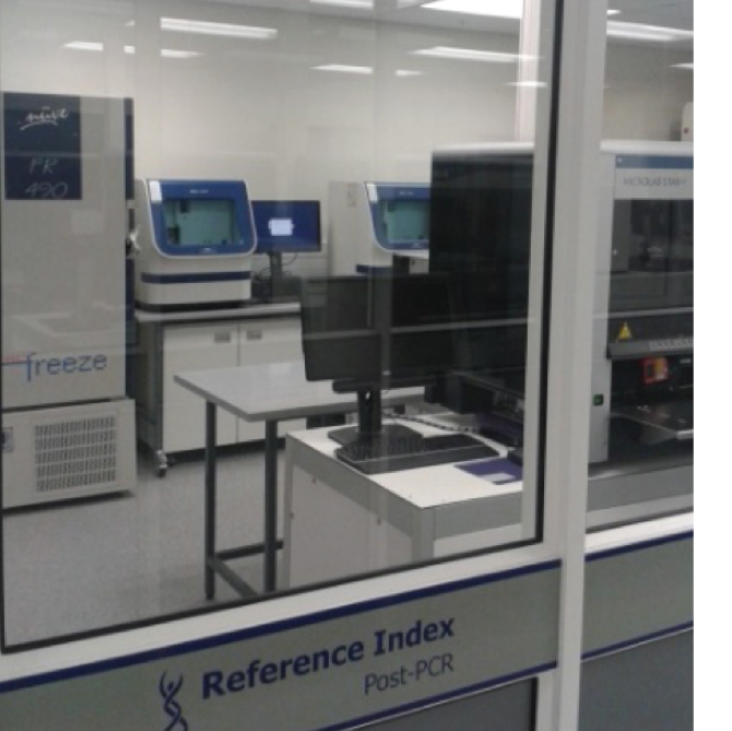 AUTOMATED FORENSIC DNA LAB - SA Police Forensic Science, South AfricaImplementing automation for molecular liquid handling to ensure predictable turnaround times and capacity to reduce forensic DNA profiling backlog.